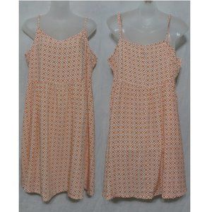 Old Navy dress XL NWT Sleeveless Woven Swing